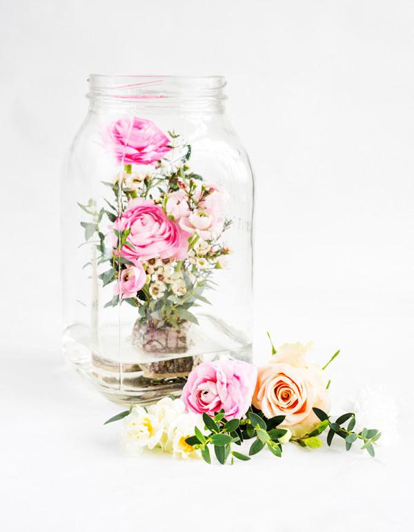 Khéo tay học cách cắm hoa tươi
