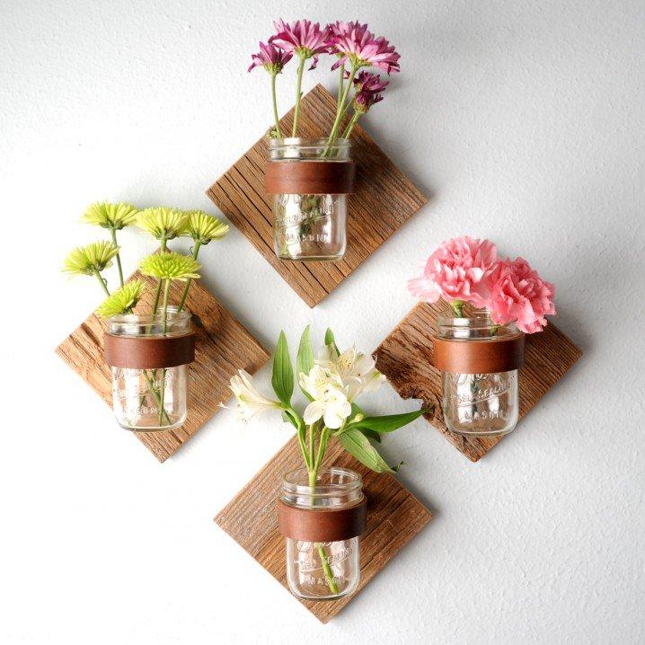Nghệ thuật trang trí văn phòng với hoa tươi