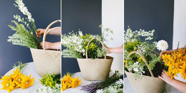 3 cách cắm hoa đẹp