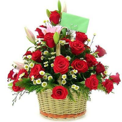 Mách bạn cách tặng hoa ngày 2010 tạo ấn tượng trong lòng nàng