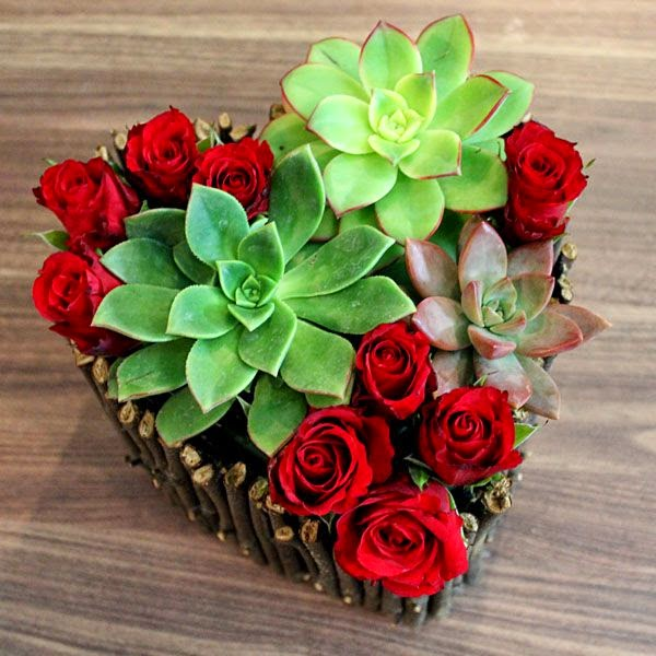 Hộp hoa tươi - Món quà tặng ngày lễ