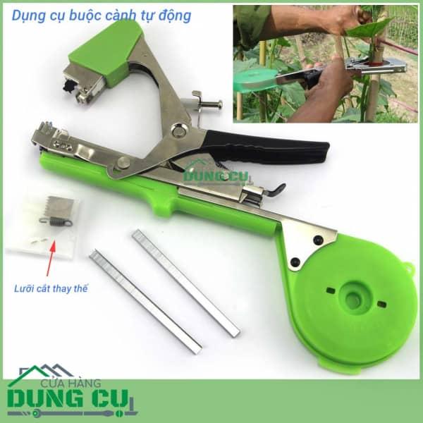 Bộ dụng cụ buộc cành cây tự động