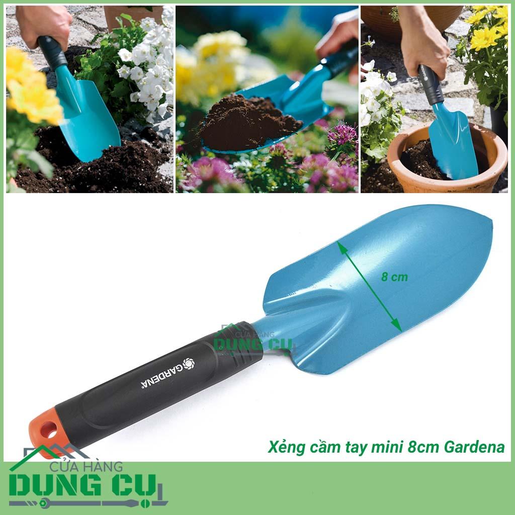Xẻng làm vườn mini Gardena