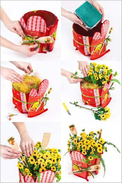 Cách cắm hoa cúc  tuyệt đẹp