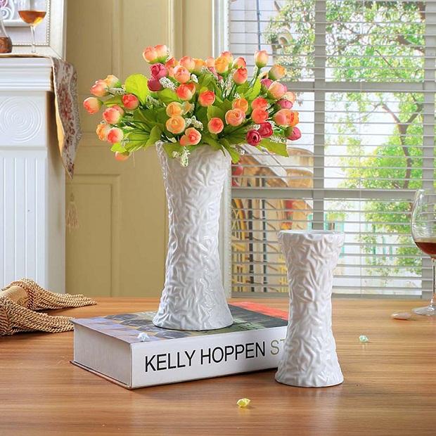 Cách trưng bày hoa trong nhà hợp phong thủy