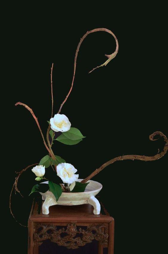 Nghệ thuật cắm hoa Ikebana