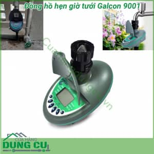 Thiết bị hẹn giờ tưới tự động Galcon 9001 (Ren 27mm)