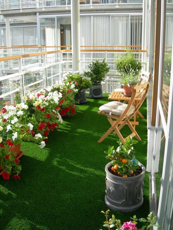 Lưu ý trồng hoa ban công hơp phong thủy