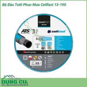 Trọn bộ tưới phun mưa Cellfast Smart Ats Variant 20m