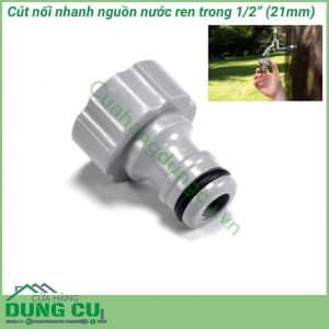 Cút nối ren trong Ideal Line Plus Cellfast 50-650
