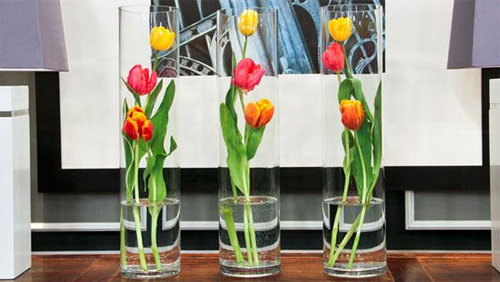 Tổng hợp những mẫu cắm hoa Tulip độc đáo ai nhìn cũng mê
