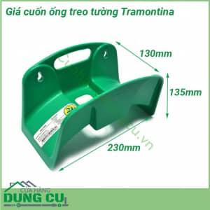 Giá cuốn ống treo tường Tramontina