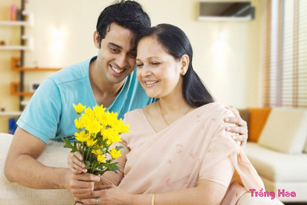 Bí quyết tặng hoa cho mẹ, vợ, người yêu ý nghĩa nhất