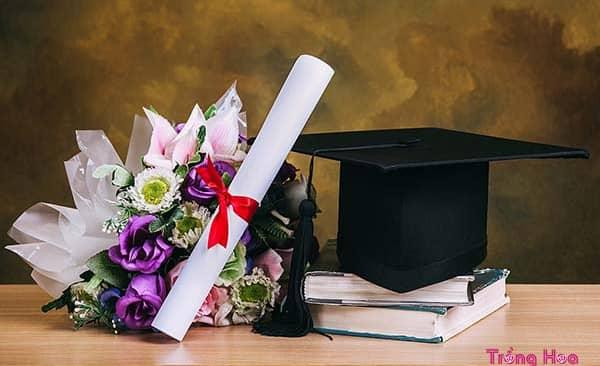 Bật mí 7 loại hoa tặng ngày lễ tốt nghiệp vừa đẹp lại ý nghĩa