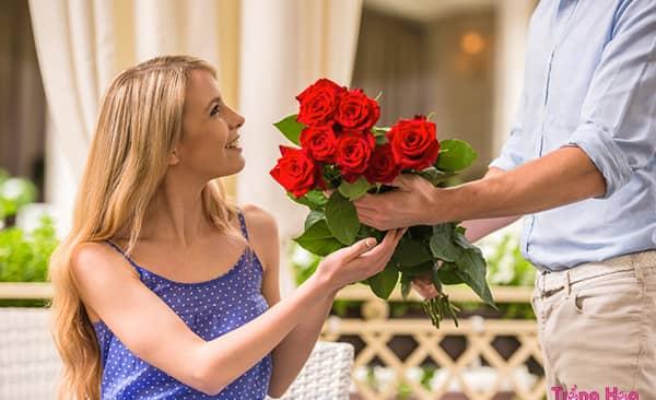 5 lý do đặc biệt khiến bạn nên tặng hoa cho phụ nữ ngày 20/10