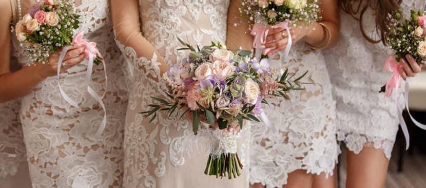 Ý nghĩa màu hoa trong ngày cưới