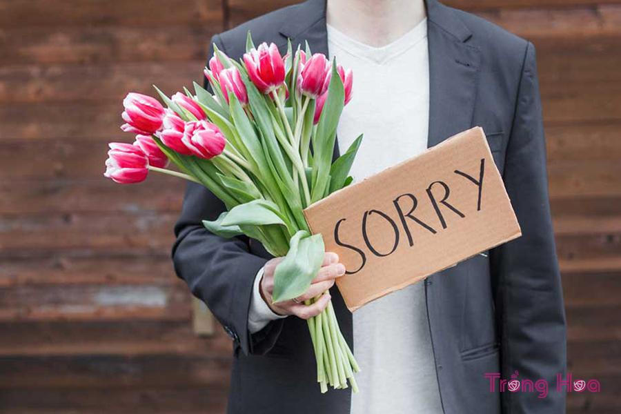 5 loại hoa mang thông điệp thay cho lời xin lỗi